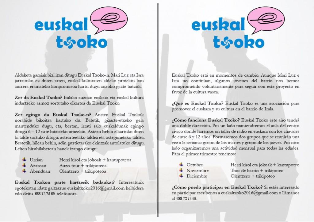 Euskal Txoko