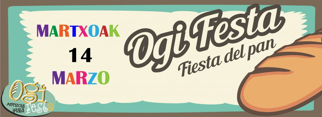 Ogi Festa- Fiesta del Pan